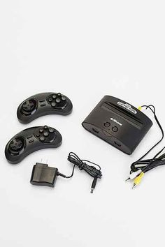 Sega Genesis Classic Game Console - Urban Outfitters