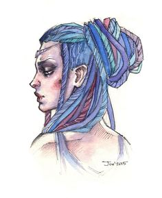 Image result for dnd cleric dreadlocks