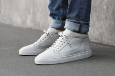ETQ Spring/Summer 2015 And The Importance Of Waxed Laces | Fourpins