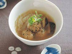 [豚だんごと春雨のスープ] 料理レシピ|みんなのきょうの料理