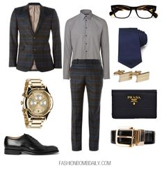 Creative Jobs: Men-Interview-Outfit What to Wear to a Job Interview
