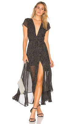 Shop for Two Arrows Felix Maxi Dress in Matrix at REVOLVE. Free 2-3 day shipping and returns, 30 day price match guarantee.