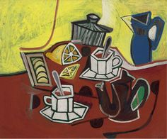 picasso still life 1947 - Google Search