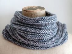 French Cowl Scarf