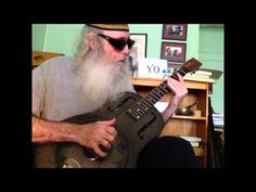 Guitar Lesson - The Blues Scale In Open D - YouTube