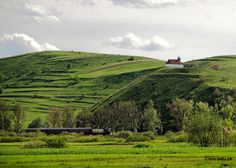 Of trains and churches Romania, Trains, Golf Courses, Pictures, Photos, Train, Grimm