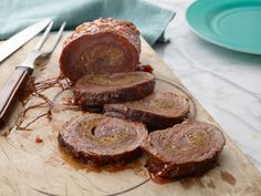 Braciole : This is a rich, tender main course, great for a holiday dinner or any day of the year.