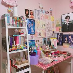 Army Room Decor, Bedroom Decor, Dream Rooms, Dream Bedroom, Kpop Diy, Room Goals, Room Tour, Aesthetic Rooms, Room Themes