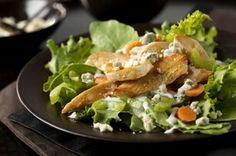 Buffalo chicken salad**
