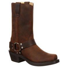Durango Women's 11 Harness Boot - Brown 6.5