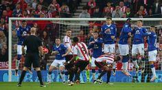 Sunderland vs Everton – Highlights
