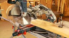 Bosch Power Tools - GCM12SD Glide Miter Saw Product Video