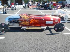 Soap Box Derby Car Soap Box Derby Cars, Soap Box Cars, Soap Boxes, Gravity, Derby Time, Oil Service, Go Kart, Old Toys, Antique Cars