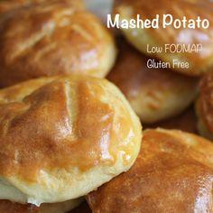 Gluten Free and Low FODMAP Mashed Potato Buns Recipe on Yummly. @yummly #recipe