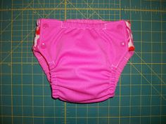 Simple Diaper-Sewing Tutorials: Cased Elastic Trainer