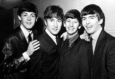 The Beatles <3 Paul, John, Ringo, and George!!!
