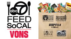 Feed SoCal: Help end hunger by donating today. ABC7 Los Angeles, Vons, Southern California regional food banks and ESPN LA 710 have teamed up this month to help fight hunger in our community. Find out how you can donate to this important cause - it's well worth it. #losangeles #hunger #food