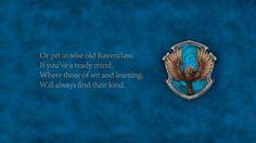 Ravenclaw - Harry Potter Wallpaper
