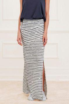 Artisan Striped Maxi Skirt | Skirts & Shorts | Great Plains