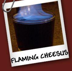 flaming cheesus