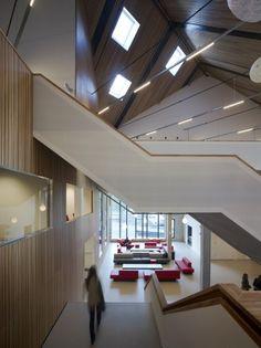 Universidade de Amsterdã, 2012_Mecanoo