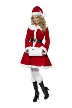 mr and mrs claus costumes - Google Search