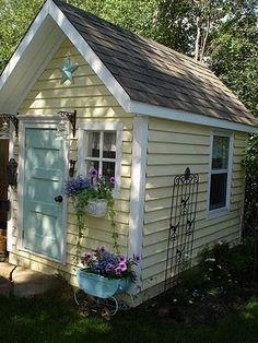 Restyled Home: Playhouses are for sharing!