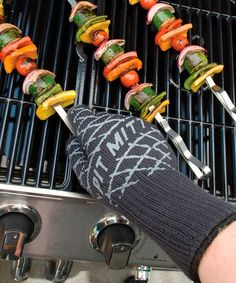 Take a look at this Charcoal Companion Pit Mitt Barbecue Mitt by Christmas for Dad: Kitchen & Décor on @zulily today!