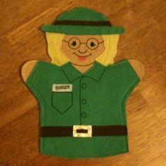 Children's Hand Puppet -...