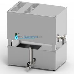Máquinas destiladoras de agua grande, ideal para particulares y profesionales que precisen destilar gran cantidad de agua diaria y todo ello a buen precio.