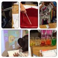 Great way for students to practice the elements of sound! Sound Experiments with a FREEBIE! - Ideas By Jivey: For the Classroom