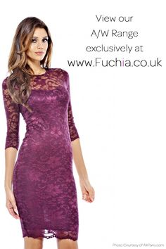 View our A/W Collection at www.fuchia.co.uk