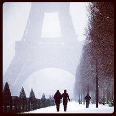 Paris in winter | by bker142
