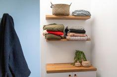 How to Fix Common Closet Organization Mistakes Closet Rod, Master Closet, Floating Shelves Bedroom, Bedroom Shelves, Door Hooks, Dresser Top, Garment Racks, Cleaning Closet, Hanging Jewelry