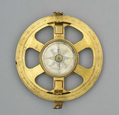 Brass Antique Reproduction Pocket Compass Vintage Lock Unequal In Performance titanic Compass