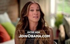 Sarah Jessica Parker Endorses Hillary Clinton For President in 2016   Political Hollywood