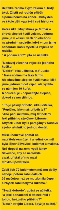 Učitelka zadala svým žákům 5. třídy úkol... | torpeda.cz - vtipné obrázky, vtipy a videa