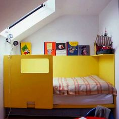Cool kids bed.