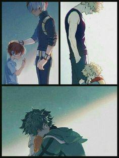 My Hero Academia Shouto, My Hero Academia Episodes, Hero Academia Characters, Boku No Hero Academia Funny, My Hero Academia Tsuyu, Sad Anime, Otaku Anime, Me Me Me Anime, Cute Anime Guys
