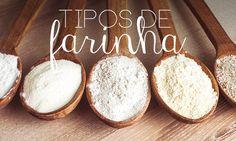 Nem só da farinha de trigo ou de mandioca as receitas são compostas! Existem muitas versões mais saudáveis que podem ser incluídas no cardápio para deixá-lo ainda mais saboroso e ajudar na alimentação balanceada.