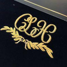 386 отметок «Нравится», 1 комментариев — fashion embroidery (@matreshki.rf) в Instagram: «@londonembschool -  You can learn the beautiful traditional techniques of goldwork like those used…» Gold Embroidery, Embroidery Fashion, Gold Work, Instagram Posts, Beautiful, Metal, Art, Art Background, Kunst