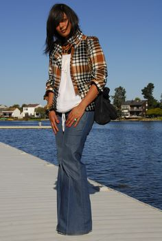 70's Sleek, love this whole outfit! #1 jacket ever! @Autumn Wester Cooper
