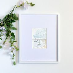 Unique Gift Ideas For Mothers Day Or Any Other Day! — Kendra Castillo Original Artwork, Original Paintings, Birth Month Flowers, Pallet Painting, Paper Frames, Best Artist, Paint Designs, Framed Artwork, Unique Gifts