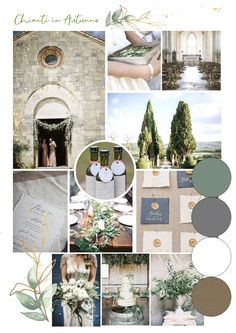 Mood Board: Chianti in Autumn Part 1 Reception Decorations, Table Decorations, Tuscan Wedding, Wax Stamp, Wedding Mood Board, Earthy, Place Cards, Wedding Inspiration, Rustic