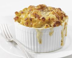 Individual Mac and Cheese by Gourmet Recipes for One