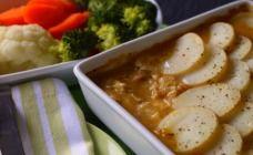 3 Ingredient Chicken Casserole Recipe - 3 ingredient recipes
