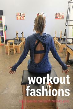 Stylish workout gear