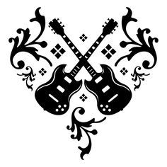 ... about Guitar stuff on Pinterest | Guitar Guitar picks and Heart