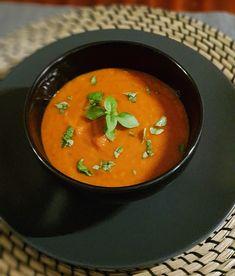Σούπα Τομάτας | Cookos Thai Red Curry, Ethnic Recipes, Food, Essen, Meals, Yemek, Eten