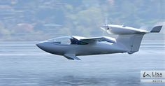 Lisa Airplanes of France has unveiled their latest creation - AKOYA. The AKOYA light sport aircraft is features a revolutionary new design. Amphibious Aircraft, New Aircraft, Military Aircraft, Aircraft Engine, Light Sport Aircraft, Ground Effects, Float Plane, Experimental Aircraft, Flying Boat